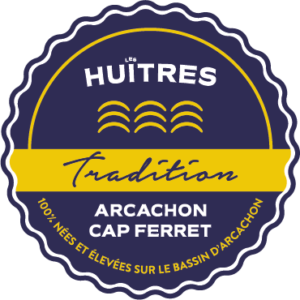 "Huîtres ""Tradition"" Arcachon Cap-Ferret"